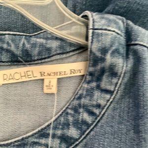679a4d341a38 RACHEL Rachel Roy Jeans - Racheal Roy Denim Jumpsuit